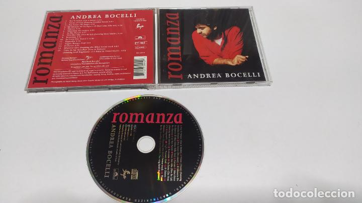 CDs de Música: andrea bocelli lote 2 cd´s buen estado - Foto 3 - 219431883