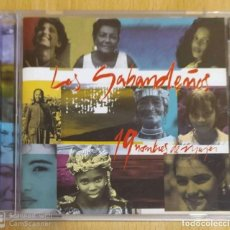 CDs de Música: LOS SABANDEÑOS (19 NOMBRES DE MUJER) CD 1998. Lote 219433276