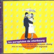 CDs de Música: LES PARAPLUIES DE CHERBOURG / MICHEL LEGRAND 2CD BSO. Lote 30566979