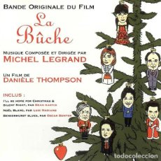 CDs de Música: LA BÛCHE / MICHEL LEGRAND CD BSO. Lote 81959860