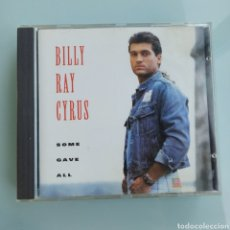 CDs de Musique: BILLY RAY CYRUS - SOME GAVE ALL (MERCURY - 314-510 635-2, US, 1992). Lote 219458725