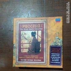 CD de Música: PUCCINI-THE GREAT OPERA COLLECTION- DECCA BOX 15 CD'S - RENATA TREBALDI,MARIO DEL MONACO..- NUEVO!. Lote 219461976