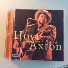 CDs de Musique: HOYT AXTON – LONESOME ROAD (ABMMCD131, US, 2000). Lote 219469755