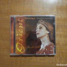 CDs de Música: FAIRUZ - MODERN FAVORITIES. Lote 219527345