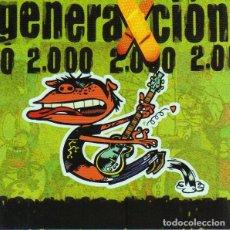 CDs de Musique: GENERAXCION 2000 - VARIOS. Lote 234309400