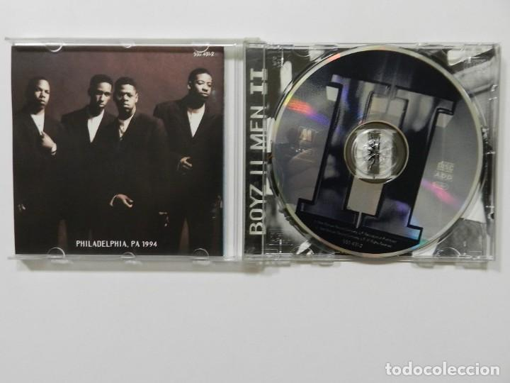 CDs de Música: DISCO CD. BOYZ II MEN - EVOLUTION. COMPACT DISC. - Foto 2 - 219587600