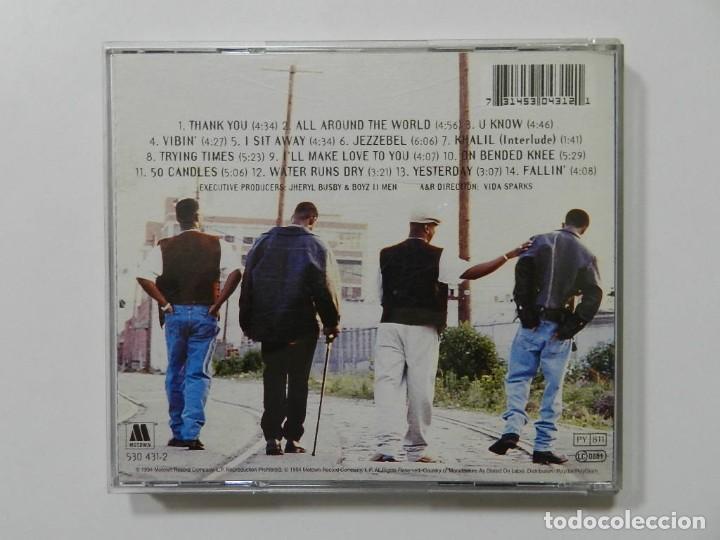 CDs de Música: DISCO CD. BOYZ II MEN - EVOLUTION. COMPACT DISC. - Foto 3 - 219587600