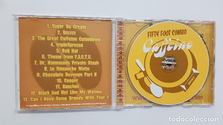 CDs de Música: Lote 6 CD Surf Music Bélgica. FIFTY FOOT COMBO VENTURAS SPEEDBAL JR AKULAS PIRATO KETCHUP - Foto 3 - 219594753