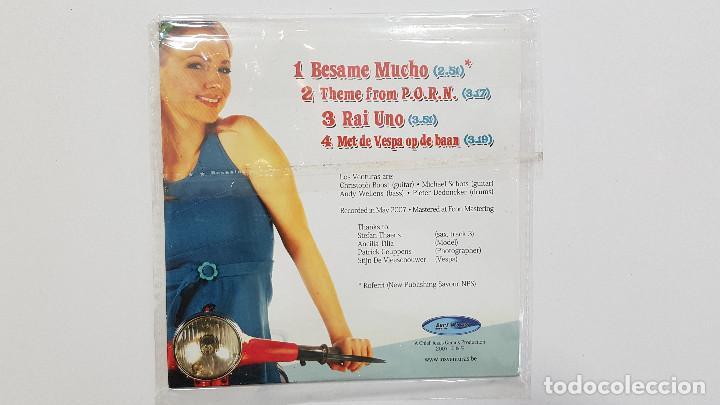 CDs de Música: Lote 6 CD Surf Music Bélgica. FIFTY FOOT COMBO VENTURAS SPEEDBAL JR AKULAS PIRATO KETCHUP - Foto 4 - 219594753