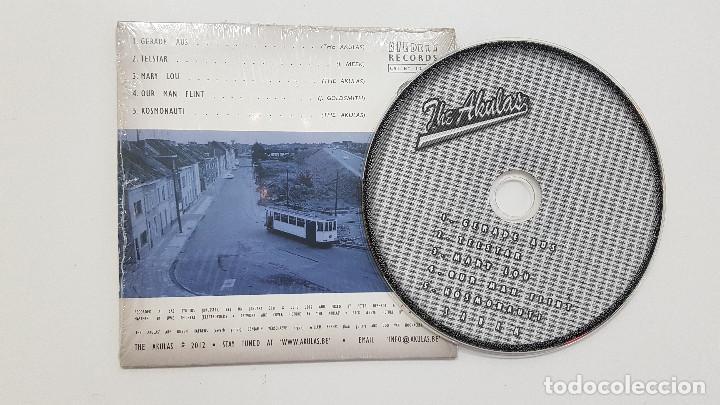 CDs de Música: Lote 6 CD Surf Music Bélgica. FIFTY FOOT COMBO VENTURAS SPEEDBAL JR AKULAS PIRATO KETCHUP - Foto 7 - 219594753