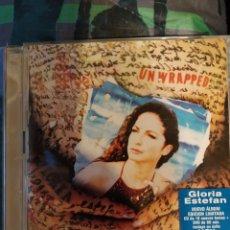 CDs de Música: GLORIA STEFAN. UNWRAPPED. CD DOBLE.. Lote 219633186
