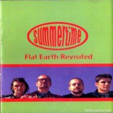 CDs de Música: SUMMERTIME - FLAT EARTH REVISITED. Lote 58373090