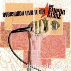 CDs de Música: THE STUPOR STARS - EVERYBODY LIVE IT UP!. Lote 219655065