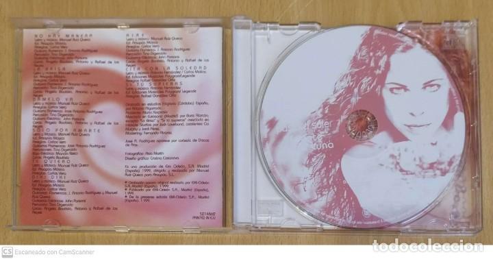 CDs de Música: PASTORA SOLER (FUENTE DE LUNA) CD 1999 - Foto 3 - 219730031
