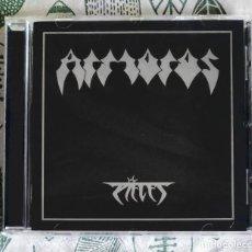 CDs de Música: ARMOROS - PIECES CD NUEVO Y PRECINTADO - THRASH METAL. Lote 219751241