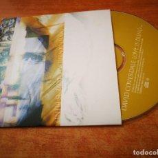 CDs de Música: DAVID COVERDALE LOVE IS BLIND DEEP PURPLE CD SINGLE PROMOCIONAL DEL AÑO 2000. Lote 219837168