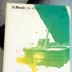 CDs de Música: LE MONDE DU PIANO YVES NAT BEETHOVEN CD. Lote 219874372
