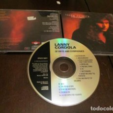 CDs de Música: LANNY CORDOLA - CD - OF RIFFS AND SYMPHONIES - HOUSE OF LORDS - JAMES CHRISTIAN. Lote 219958332