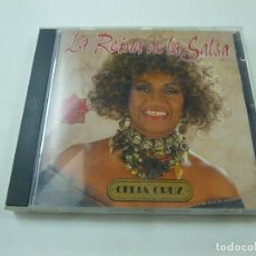 CD di Musica: CELIA CRUZ - LA REINA DE LA SALSA - CD - C 1. Lote 219979065