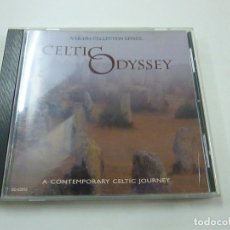 CDs de Musique: CELTIC ODYSSEY - VARIOUS ARTISTS - NARADA COLLECTION SERIES - CD MUSICA - C 1. Lote 219979826