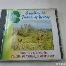CDs de Musique: O MELLOR DE FUXAN OS VENTOS - CD - C 1. Lote 219985458