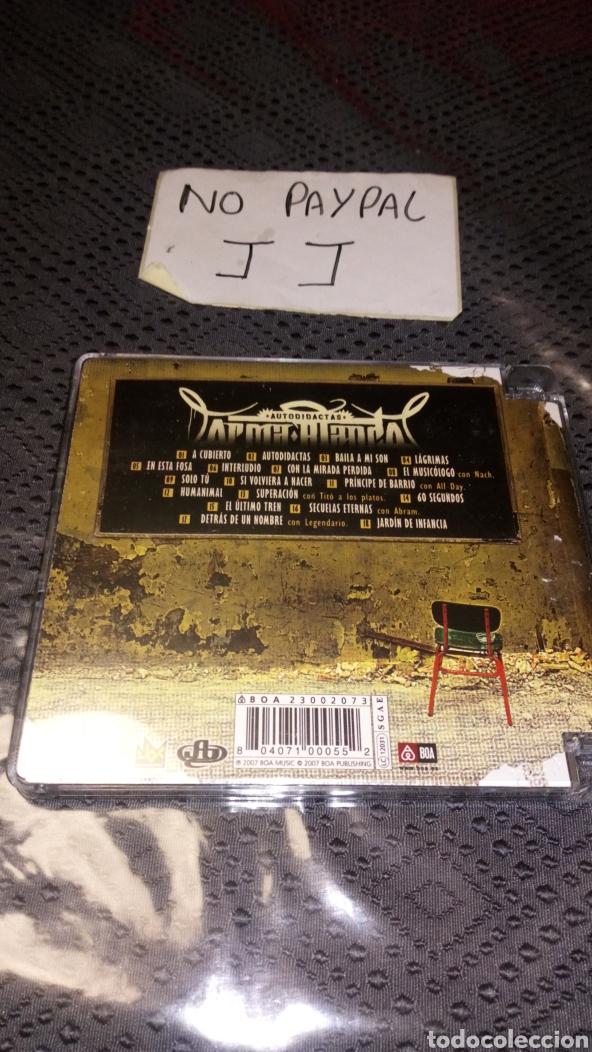 CDs de Música: Autodidactas armablanca CD - Foto 2 - 220124677