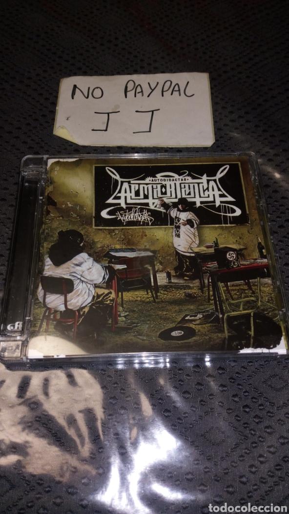 AUTODIDACTAS ARMABLANCA CD (Música - CD's Hip hop)