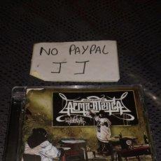 CDs de Música: AUTODIDACTAS ARMABLANCA CD. Lote 220124677