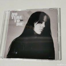 CDs de Música: CD SINGLE 2 TEMAS BILLIE EILISH NO TIME ME TO DIE. Lote 220134548