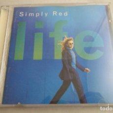 CDs de Música: CD SIMPLY RED. LIFE. Lote 220141498