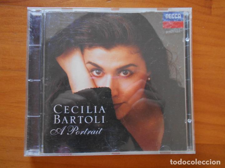 CD CECILIA BARTOLI - A PORTRAIT (G7) (Música - CD's Clásica, Ópera, Zarzuela y Marchas)