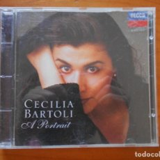 CDs de Música: CD CECILIA BARTOLI - A PORTRAIT (G7). Lote 220168472