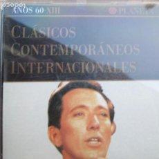 CDs de Música: CLASICO CONTEMPORANEOS INTERNACIONALES AÑOS 60 CD Nº XIII. Lote 220192626