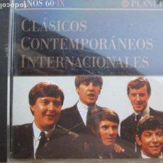CDs de Música: CLASICO CONTEMPORANEOS INTERNACIONALES AÑOS 60 CD Nº IX. Lote 220192816