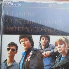 CDs de Música: CLASICO CONTEMPORANEOS INTERNACIONALES AÑOS 90 Nº I. Lote 220193698