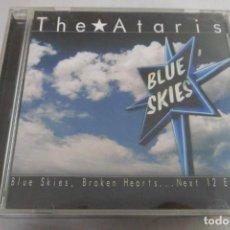 CDs de Música: CD THE ATARIS. BLUE SKIES.. Lote 220195195