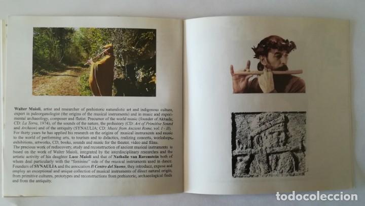 CDs de Música: Walter Maioli CD + libreta - THE ETRUSCAN FLUTE - NEW & SEALED. - Foto 9 - 220246538