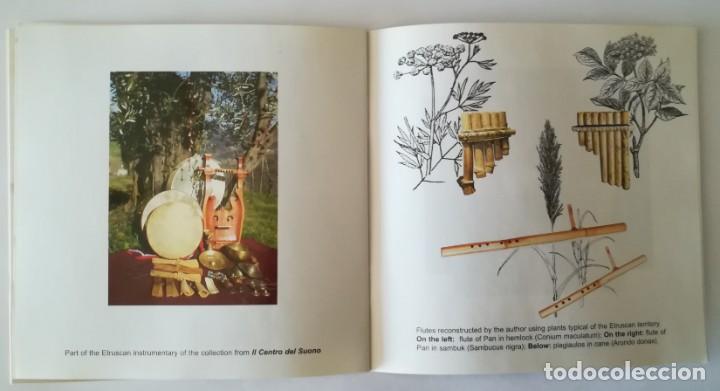 CDs de Música: Walter Maioli CD + libreta - THE ETRUSCAN FLUTE - NEW & SEALED. - Foto 10 - 220246538