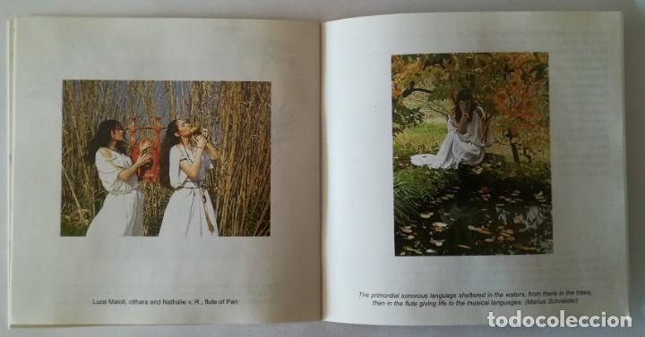 CDs de Música: Walter Maioli CD + libreta - THE ETRUSCAN FLUTE - NEW & SEALED. - Foto 11 - 220246538