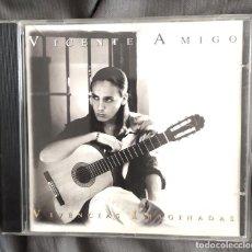 CDs de Música: VICENTE AMIGO - VIVENCIAS IMAGINADAS CD 1995. Lote 220257922