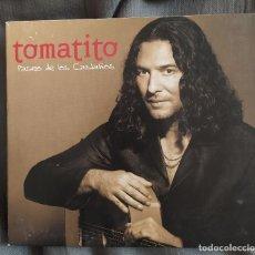 CDs de Música: TOMATITO - PASEO DE LOS CASTAÑOS. CD 2001. Lote 220258232