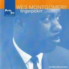 CDs de Música: WES MONTGOMERY – FINGERPICKIN CD JAZZ. Lote 220272947
