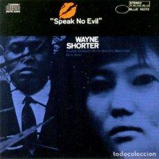CDs de Música: WAYNE SHORTER – SPEAK NO EVIL CD JAZZ. Lote 220273358
