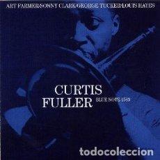 CDs de Música: CURTIS FULLER – VOLUME 3 CD JAZZ HARD BOP. Lote 220274115
