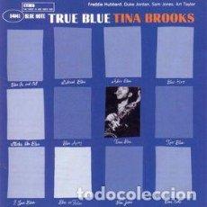 CDs de Música: TINA BROOKS – TRUE BLUE CD JAZZ. Lote 220279771