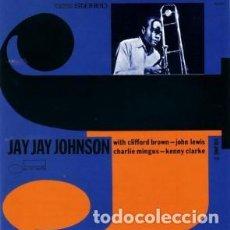 CDs de Música: JAY JAY JOHNSON* – THE EMINENT JAY JAY JOHNSON, VOLUME 2 JAZZ. Lote 220280418