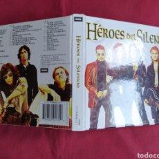 CDs de Música: HÉROES DEL SILENCIO / BUNBURY / EDICIÓN DEL MILENIO. Lote 220303020