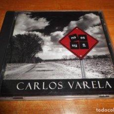 CDs de Música: CARLOS VARELA NO ES EL FIN CD ALBUM DEL AÑO 2009 CANADA CONTIENE 12 TEMAS MUY RARO. Lote 220362320