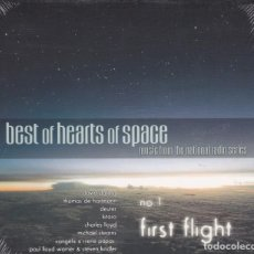 CDs de Música: BEST OF HEARTS OF SPACE NO. 1 - FIRST FLIGHT - CD DIGIPACK PRECINTADO. Lote 220366718
