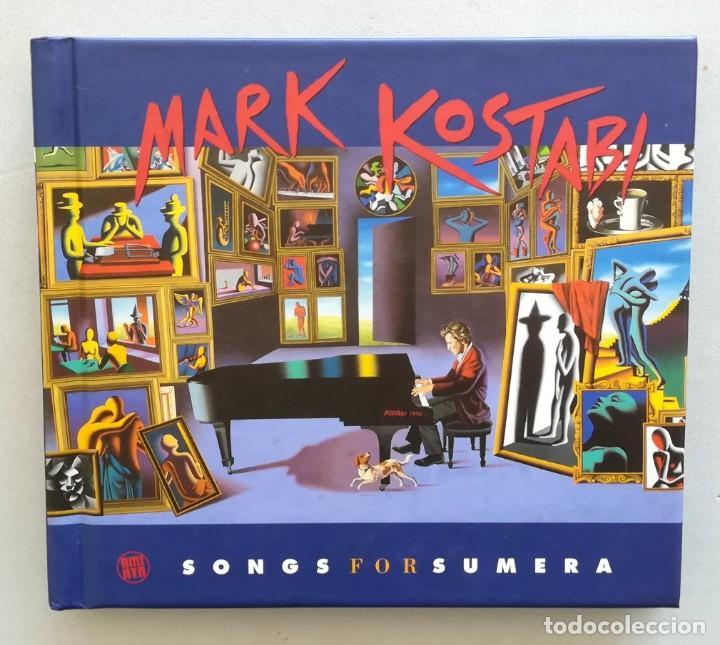 SONGS FOR SUMERA DE MARK KOSTABI CD & BOOK (Música - CD's Clásica, Ópera, Zarzuela y Marchas)